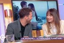 Fifty Shades Freed Paris 5/6th February 2018
