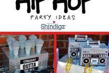 Hip Hop Party Ideas