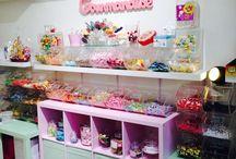 La boutique Pastel Candy / Découvrez l'univers Pastel Candy au sein de notre boutique située à Paris dans le 20ème arrondissement.