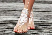 Henna, Tattoos
