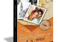 Bogota Blessings / Images related to Bogota Blessings, the first book in the Passport to Romance series from Pelican Book Group.
