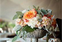 Florals, Flowers, & More / Flower design and Silk floral arrangements.