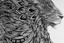 Zentangle pictures