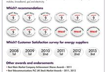 Utility Warehouse / Saving you money on utilities - Gas, Electric, broadband, landline and Mobile