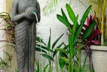 ethnic garden
