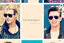 Avengers:Disassemble! / The cast of The Avengers and Agents of SHIELD and basically any other SHIELD related movie.