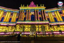 Juristische Fakultät @ Festival of Lights 2015 / Fotos by Frank Herrmann, Nelofee