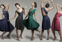 Infinity Dresses / by Tina Marie