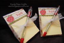 Teacher gifts / by Jennifer Van Horn