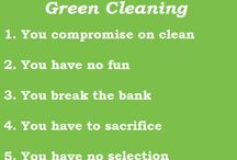 Eco-Friendly & Being Green
