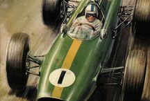 Racing and Automotive Art