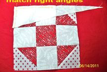 Tilted Squares Quilt