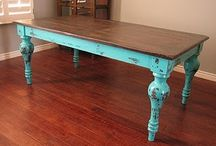 Kitchen Tables / Farmhouse rustic