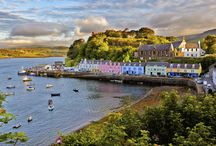 Scotland Bound!