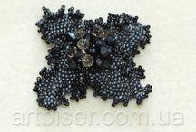 accessoires en perles pour decorer des vétements