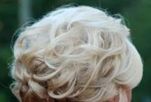 Karen's hair updos