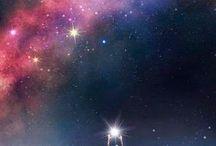 Galaxie & Sterne