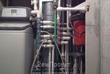 loft plumbing