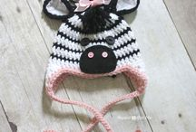 Crochet Hats / by Megan Mensch