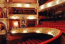 Theatres in Belfast / Some pictures of theatres here in Belfast - I'm on a mission to find the best seats in the house so look out for my new board coming soon with views from my seat!