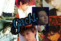 Gackt Camui / Japanese singer, actor. The best. <3