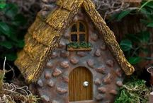 Fairy Garden Building! / by Amy -