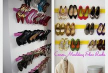 closet ideas / by Cyndi Mayclin