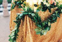 MOALOVE: gold weddings