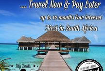 Holidays for South Africans