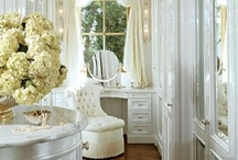 Dreamy dressing rooms... / by Maureen