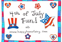 Homeschool: 4th of July