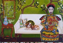 Ilustraciones orientales