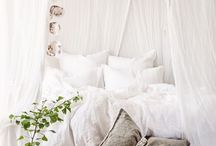 . . . W H I T E . . . / The coolness and calm of white charm at your home decoration
