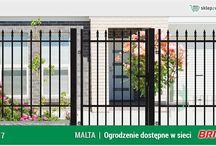 Ogrodzenie klasyczne MALTA