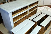 Furniture Refinishing / by Amanda Zambrano