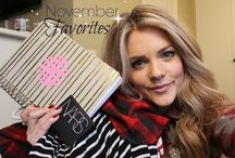 Videos - Polished and Pink / Video updates, reviews, favorites and more / by Whitney Nichols