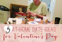 Date Night Ideas / Ideas for dating your spouse, a night out with the girls, and everything in between!
