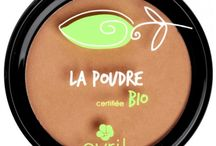 Pourdre Compacte Abricot Bio / Nouvelle poudre compacte plus foncée Abricot !