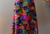 60's Look Dress