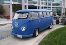 VW Camper / Biler