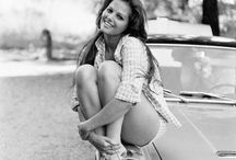 Girls and cars / Hot babes and other car related women.