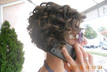 Hairstyles / by Diane Pattee