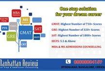 Manhattan Review - GMAT,GRE,SAT Coaching Hyderabad / Manhattan Review is offering best value coaching by providing optimum quality course ware and training to obtain distinction scores in GRE, GMAT, SAT, IELTS, TOEFL   Mr has a Himayatnagar ,Madhapur ,Greenlands ,Tarnaka ,Kukatpally ,Dilsukhnagar .