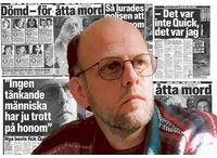 Fallet Thomas Quick - Rättsskandal / Svårt att förstå att detta kan hända i en modern rättsstat som Sverige.