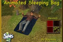 Sims 2 - Buy - Beds