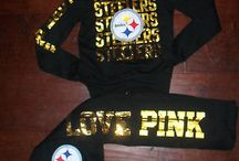 steelers stuff / by Valarie Ash