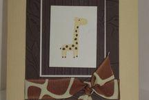 Handmade Cards- SU- Fox & Friends / SU cards