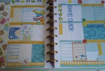 Scrapin2012 MyPlanner Life / Here you will find photos of my #PlannerLayout #PlannerSpreads #HappyPlanner