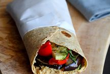 Meatless Sandwiches, Wraps, & Burgers / by Lacey Feliciano