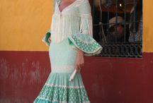 vestidos gitana